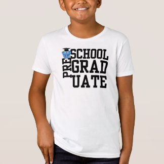 T-Shirt Pièce en t de GRAPHIQUE de diplômé d'ÉCOLE