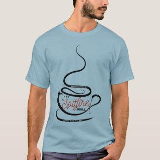 T-shirt Pièce en t de gril de Spitfire de HP