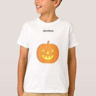 T-shirt PIÈCE EN T de HALLOWEEN de mode de vie d'OL.