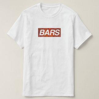 T-shirt Pièce en t de Hotbox de BARRES (blanche)