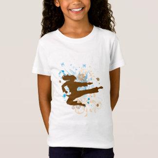T-Shirt Pièce en t de karaté