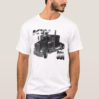 T-shirt Pièce en t de Kenworth W900