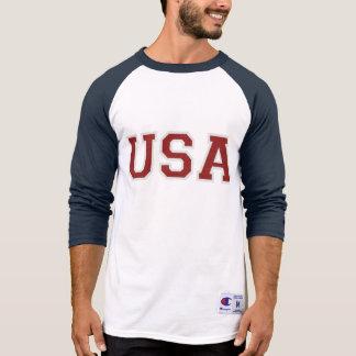 T-shirt PIÈCE EN T de la FAC patriotique 76 des Etats-Unis