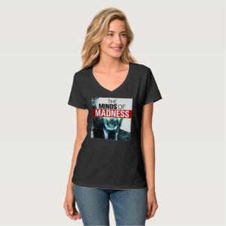 T-shirt Pièce en t de la folie des femmes