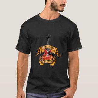 T-shirt Pièce en t de la meilleure qualité foncée
