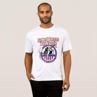 T-shirt Pièce en t de la représentation des hommes