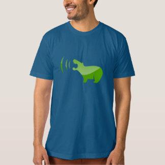T-shirt Pièce en t de l'amusement des hommes de KBNY