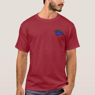 T-shirt Pièce en t de logo de PBA