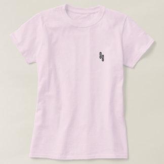 T-shirt Pièce en t de logo du GG des femmes