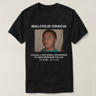 T-shirt Pièce en t de Malcolm Gracia