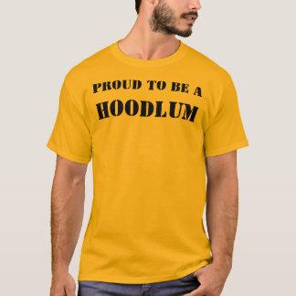 T-shirt Pièce en t de mémorial de capot de Ron