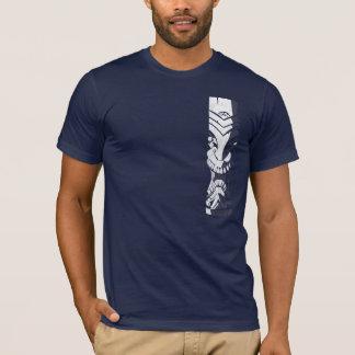 T-shirt Pièce en t de minuit de Kanaloa Tiki
