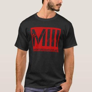 T-shirt Pièce en t de minuit de mutilation en métal !