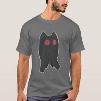 T-shirt Pièce en t de Mothman (foncée)