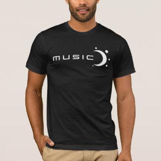 T-shirt Pièce en t de musique de voix profondes