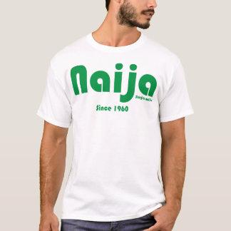 T-shirt Pièce en t de Naija depuis 1960