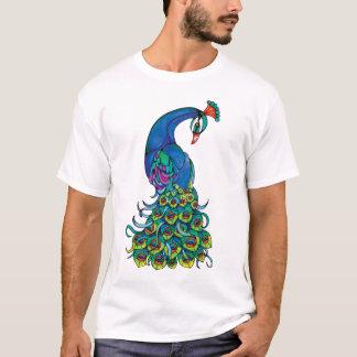 T-shirt Pièce en t de paon