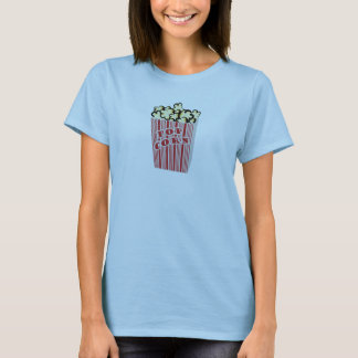 T-shirt Pièce en t de partie de maïs éclaté !