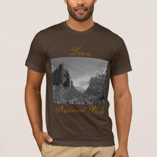 T-shirt Pièce en t de photo de Zion