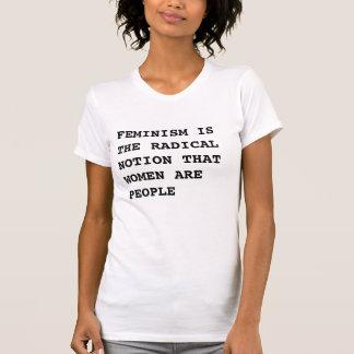 T-shirt Pièce en t de puissance de fille