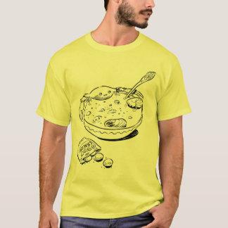 T-shirt Pièce en t de ragout de fruits de mer