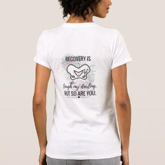 T-shirt Pièce en t de récupération de PAO