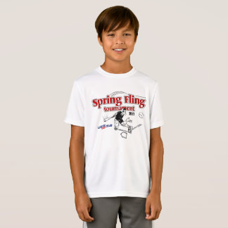 T-Shirt Pièce en t de représentation de la jeunesse
