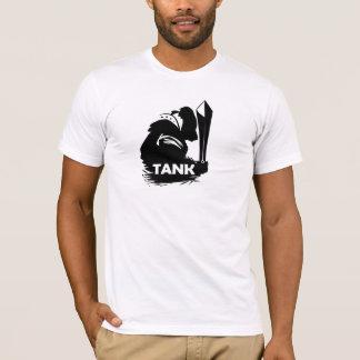 T-shirt Pièce en t de réservoir de légendes de poche