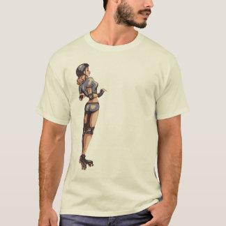 T-shirt Pièce en t de Rollergirl