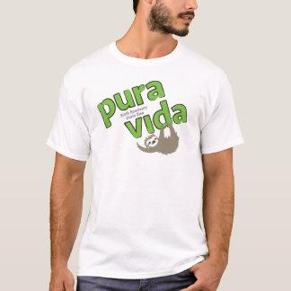 T-shirt Pièce en t de sanctuaire de paresse de Vida