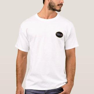 T-shirt Pièce en t de série de baril - raisins de colère