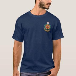 T-shirt Pièce en t de service de pompiers de Hong Kong