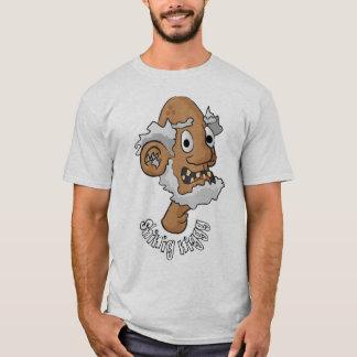 T-shirt Pièce en t de Shinig Niggg