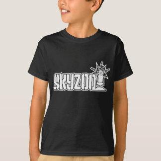 T-shirt Pièce en t de Skyzoo-Textes : Enfants