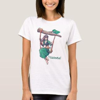 T-shirt Pièce en t de Sláinte