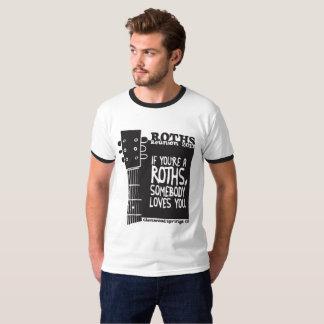 T-shirt Pièce en t de sonnerie