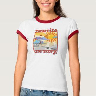 """T-shirt Pièce en t de sonnerie de """"auteur"""""""