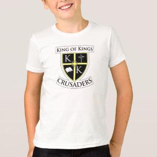 T-shirt Pièce en t de sonnerie des croisés des garçons