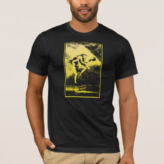 T-shirt Pièce en t de sorcières de Goya