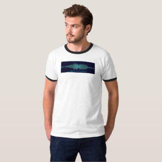 T-shirt Pièce en t de Soundwave de navire géant (hommes)