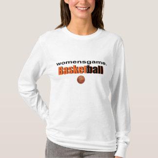T-shirt Pièce en t de sport du basket-ball des femmes