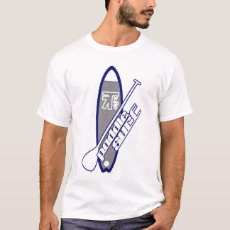 T-shirt Pièce en t de surf de palette