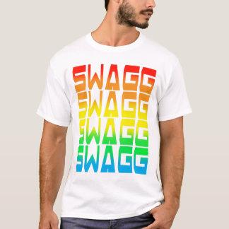 T-shirt pièce en t de swaGG