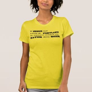 T-shirt Pièce en t de théologie de Pub