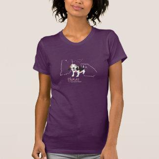 T-shirt Pièce en t de Thomas - l'habillement américain des