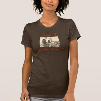 T-shirt Pièce en t de tonnerre de vallée