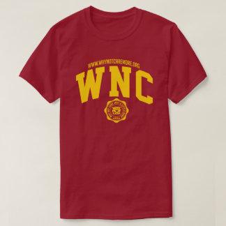 T-shirt Pièce en t de WNC