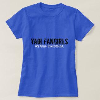 T-shirt Pièce en t de Yaoi Fangirl