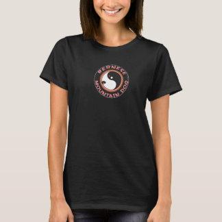 T-shirt Pièce en t de YinYang de chien de montagne de