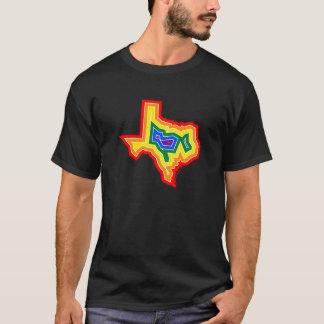 T-shirt Pièce en t d'éclat de fierté du Texas (#TBD)